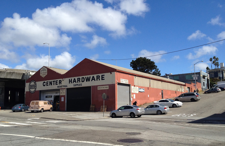 New Plans For A Prized Potrero Hill Hardware And Site