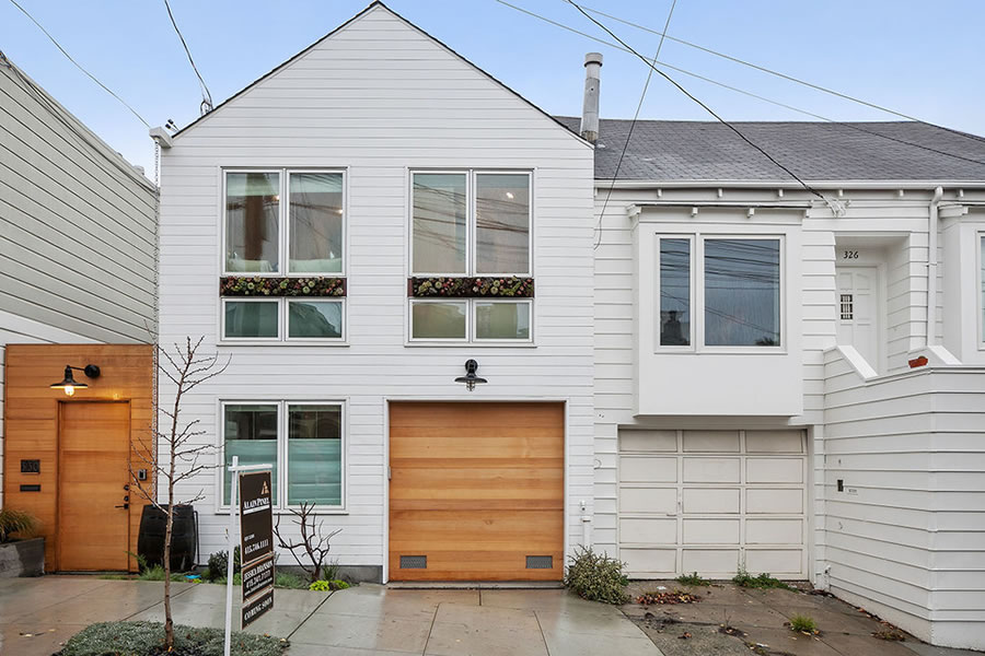 Bernal Heights Dwell Ing Back On The Market Priced At 1 55 Million