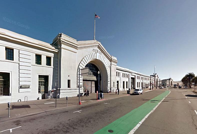 Image result for historic San Francisco pier 35